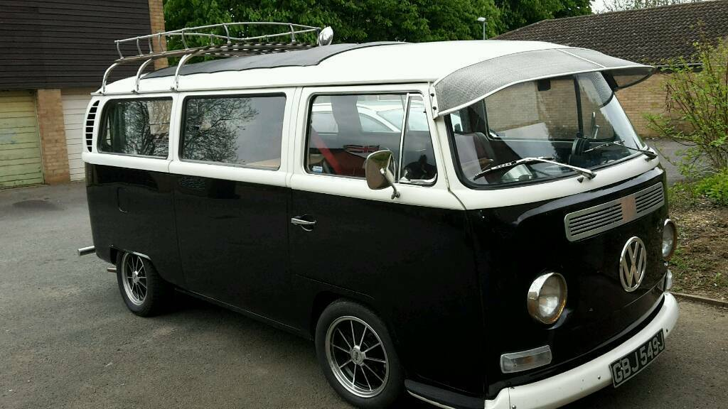 vw t2 camper in peterborough cambridgeshire gumtree. Black Bedroom Furniture Sets. Home Design Ideas