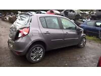 RENAULT CLIO MK3 1.2 2012 - *BREAKING*