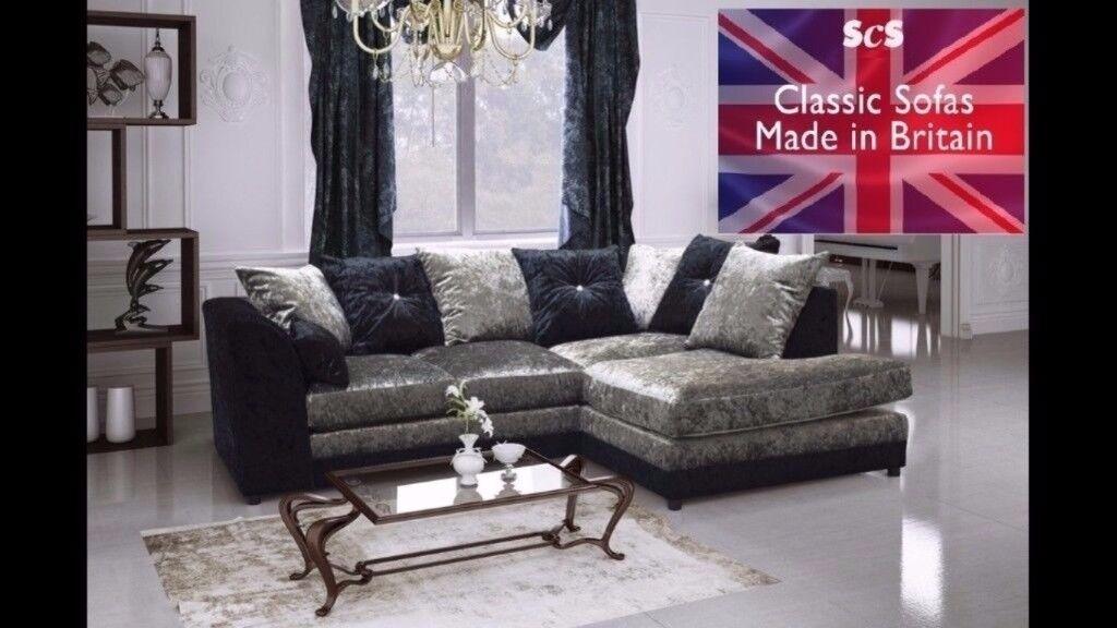 New Bella conner sofa.