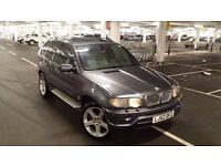 BMW X5 4.4i AUTO SPORT VERY GOOD CONDITION PX WELCOME