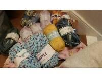 Brand new wool