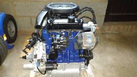 Classic Rover Mini Mpi engine and gearbox from 2000 (W reg) Mini Cooper Sport pack