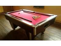 Elite Pool Table - Slate Bed - 7 foot by 4 foot