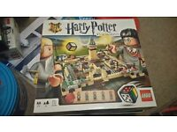 LEGO Games 3862: Harry Potter Hogwarts complete with instructions x 2 (game and kit)