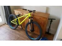 Jump bike dmr identiti p66 ns dirt jumper