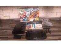 Nintendo Wii u - like new in original box