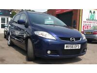 **3 MONTHS WARRANTY** MAZDA 5 SPORT MPV (2006) -TRADE IN TO CLEAR - LONG MOT - HPI CLEAR!