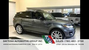2014 Land Rover Range Rover Sport SUPERCHARGED MERIDIAN SOUND SY