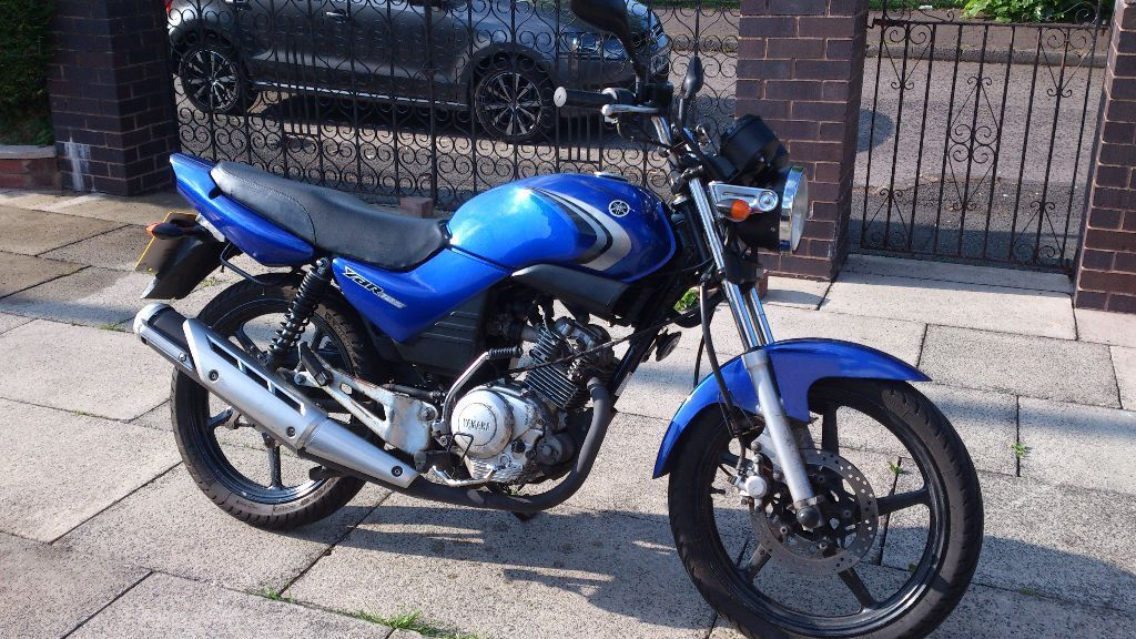 yamaha ybr 125 2007 in manchester gumtree. Black Bedroom Furniture Sets. Home Design Ideas
