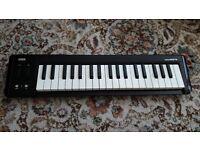 Korg MicroKEY2 37 Key Compact MIDI Keyboard