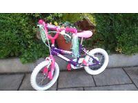 Girls Bike (Pink)