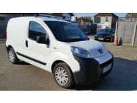 2012 PEUGEOT BIPPER 1.3 HDI PROFESSIONAL - LOW MILEAGE, NEW MOT, FULLY SERVICED, ONE OWNER, NO VAT