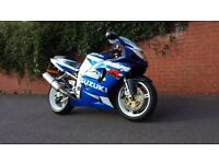 Low Mileage Suzuki GSXR 600 K1