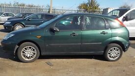 2004/54 Ford Focus 1.6 petrol selling spare or repair or for parts