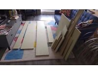 Large 18mm MDF (MR) Offcuts - collection only