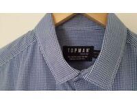 TOPMAN shirt - Size L to fit chest 40 - 42' /101-106 cm