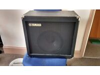 Yamaha DS60 1x12 powered speaker cab - repairs needed (fuses from what I can gather)