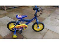 """Kids Boys 12"""" Bike"""