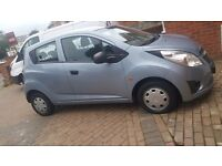 Used car...Chevrolet spark 2010. Average milage with full service history, 1 year MOT . quick sale!