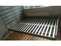 Double Ikea bed and mattress