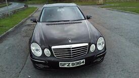 2007 Mercedes Benz 3.0 TD 280 CDI sport 7 speed automatic