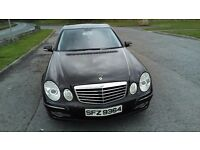 2007 Mercedes Benz 3.0 TD 280 CDI sport 7 speed automatic