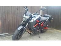 650cc Motorbike swap