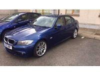 BMW 3 SERIES 2.0 320d M Sport Business Edition 4dr SatNav