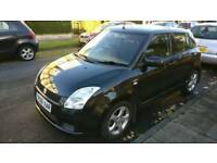 Suzuki Swift 1.5 GLX 5dr Manual Petrol 12 Months M.O.T