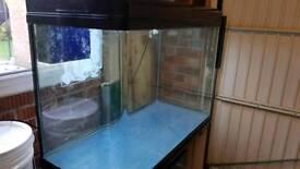 Fish tank aquarium vivarium
