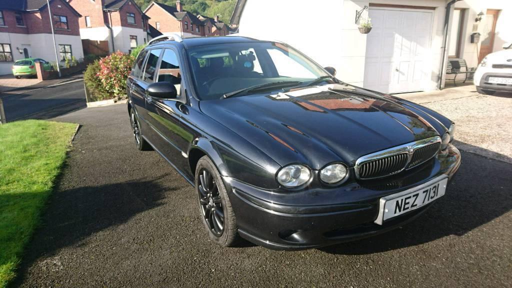 2007 Jaguar xtype 2.0sd low miles