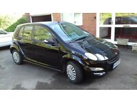 Smart forfour 1.1 L Black Edition 2005 Model