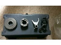 Kxf250 2005 gearbox parts