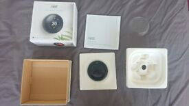 Faulty Google Nest Thermostat 3rd Gen Black