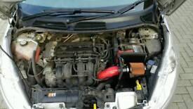 Ford Fiesta Zetec S 1.6 (Street Pack)