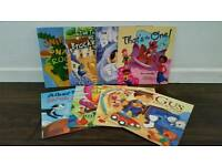 Set of 8 gorgeous books. Age 5+.