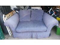 Tradidional 2 seater Sofa