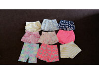 Girls shorts 2-3 years