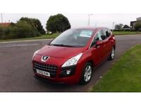 PEUGEOT 3008 1.6 SPORT HDI,2010,Alloys,Air Con,Cruise Control,Full Service History,Very Clean Car