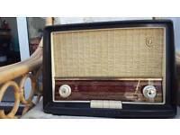 Philips valve Rectro Radio