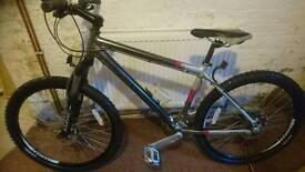 Raleigh synchro mountain bike