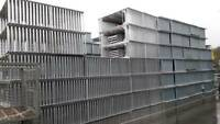 100m2 Aluminium Baugerüst kompatibel mit Layher oder Alfix Bayern - Lonnerstadt Vorschau