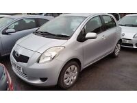 Car Finance Specialists Toyota Yaris 1.0