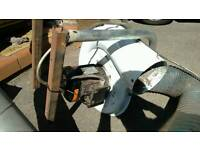 Nederman welding extractor fan