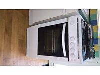 Gas cooker free standing as new condition 500 mm wide.