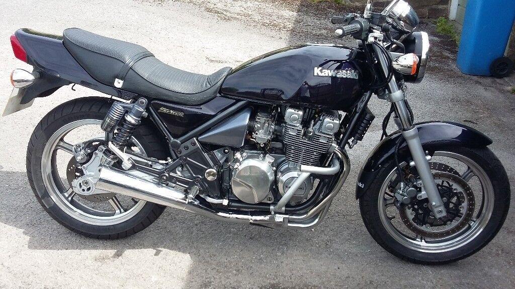 1997 Kawasaki ZR 550 Zephyr