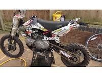 Stomp 125 pitbike not demon x cr yz kx rm Lifan