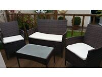 garden furniture set