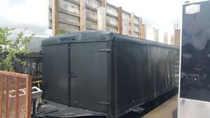 1994 Pace American AME 8x20 Sign Trailer