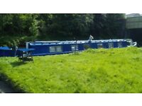56 foot narrowboat - extensively refitted. 4 berth near Chorley